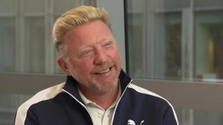 Boris Becker ötvenéves