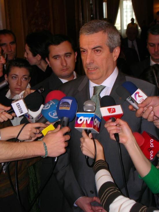 Tăriceanu: a DNA szánalmas politikai eszközzé vált