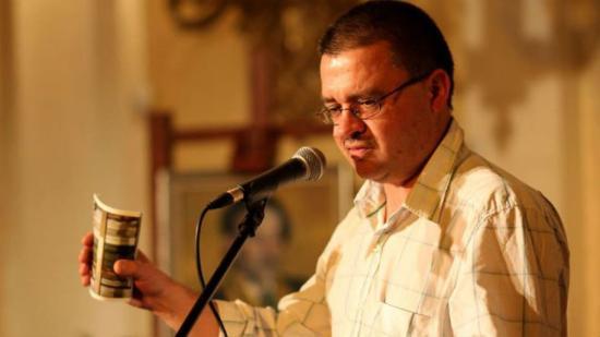 Lövétei Lázár László kapja a Balassi-emlékkardot