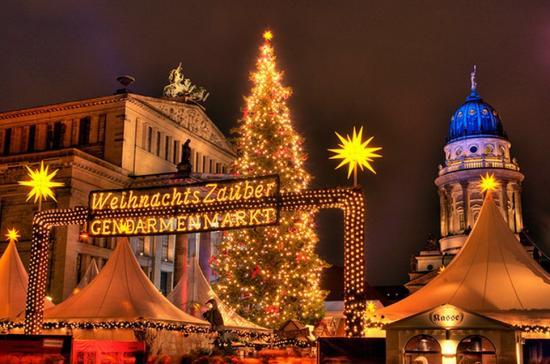 Terroristáktól és román zsebtolvajoktól félnek - Rendkívüli biztonsági intézkedések a berlini karácsonyi vásárokon
