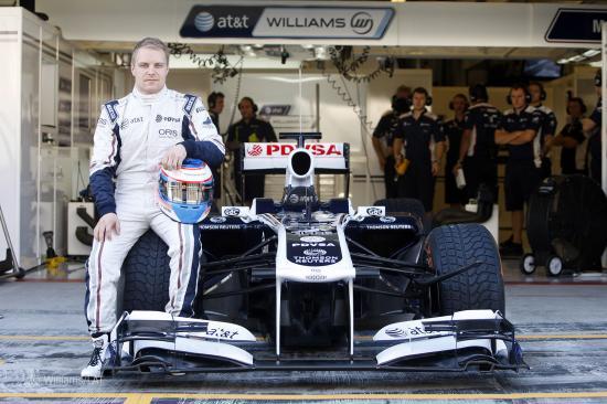 Bottas nyerte a szezonzárót