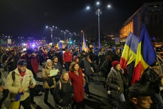 A nemzetközi sajtó is odafigyel a romániai tiltakozó megmozdulásokra