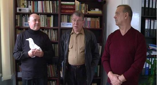 Felavatták a Fehér Hollók Román-Magyar Könyvtárát