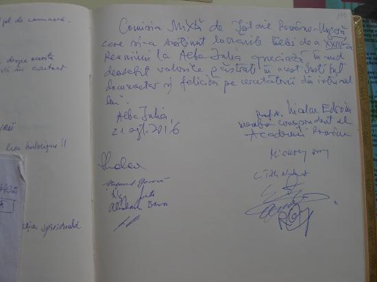 A román-magyar történészi barátságról