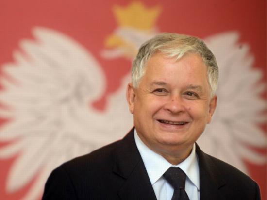 Szobrot állítanának Budapesten Lech Kaczynski egykori lengyel elnöknek