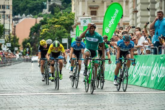 Az Eurosport is közvetíti a 2018-as, felsőbb kategóriába sorolt Tour de Hongrie-t