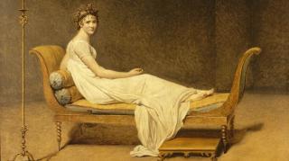 A dívány névadója, Madame Récamier 240 éve született