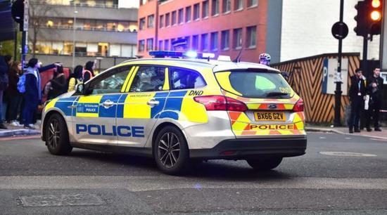 """Összevesztek, elütötték """"ellenségeiket"""" Londonban – nem terroristák"""
