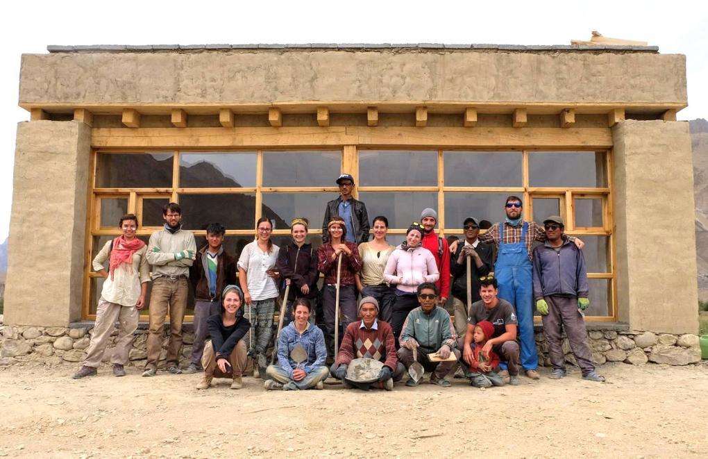 Sikerült! Közös munka közös sikerélménye a Himalája vidékén