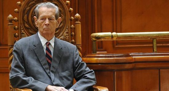 Elhunyt I. Mihály román király