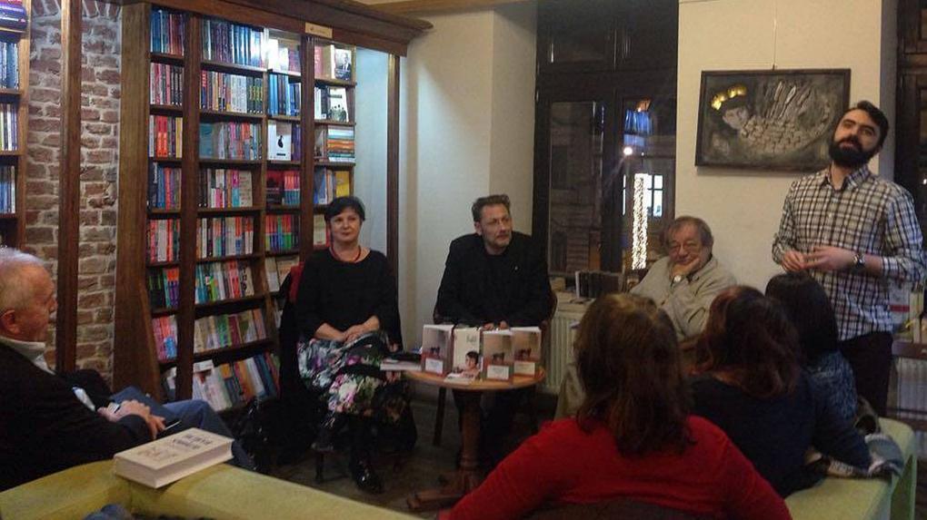 Legújabb regényének román fordítását mutatták be Kolozsváron