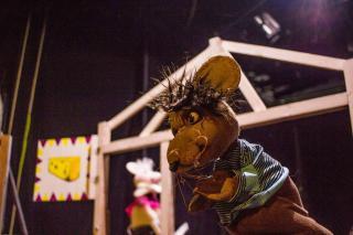 Grimm mesét mutat be szombaton a Puck Bábszínház