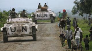 Tucatnyi békefenntartóval végeztek Kongóban ismeretlen fegyveresek