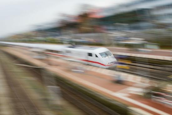 Átadták az új Berlin-München vasútvonalat