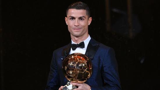 Ötödször – 2017 aranylabdása Cristiano Ronaldo