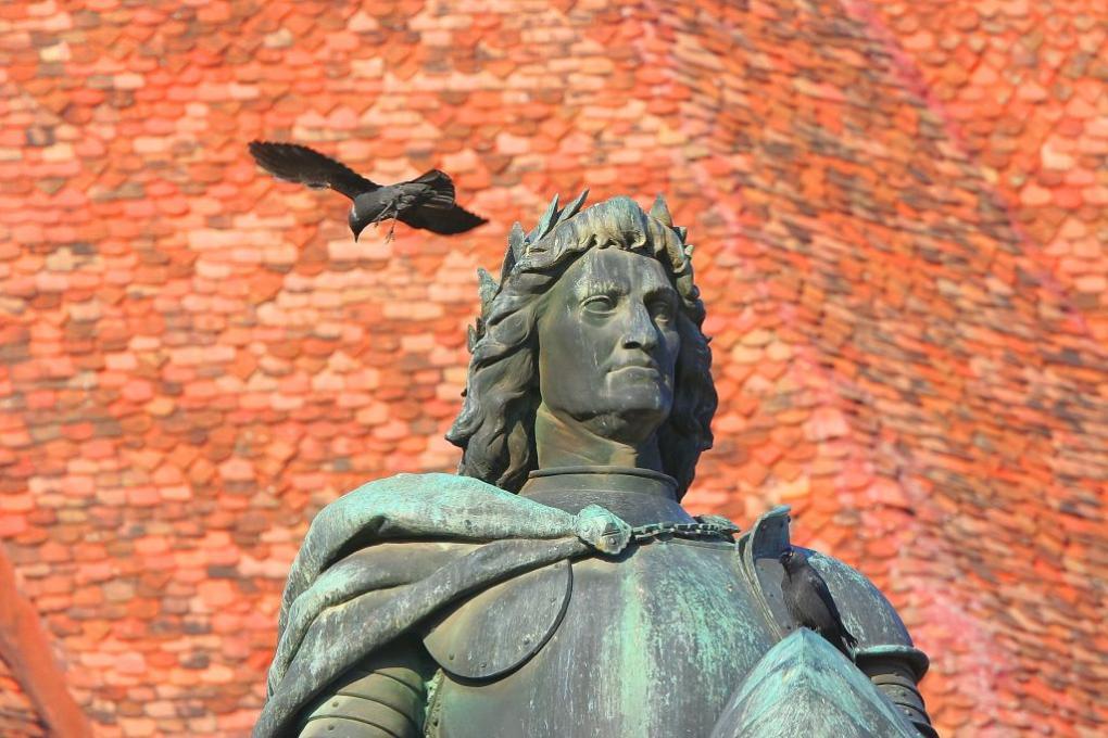 A Kolozsvári Magyar Napokon is nagy királyunkra emlékezünk