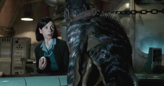 Guillermo del Toro fantasyje kapta a legtöbb Golden Globe jelölést