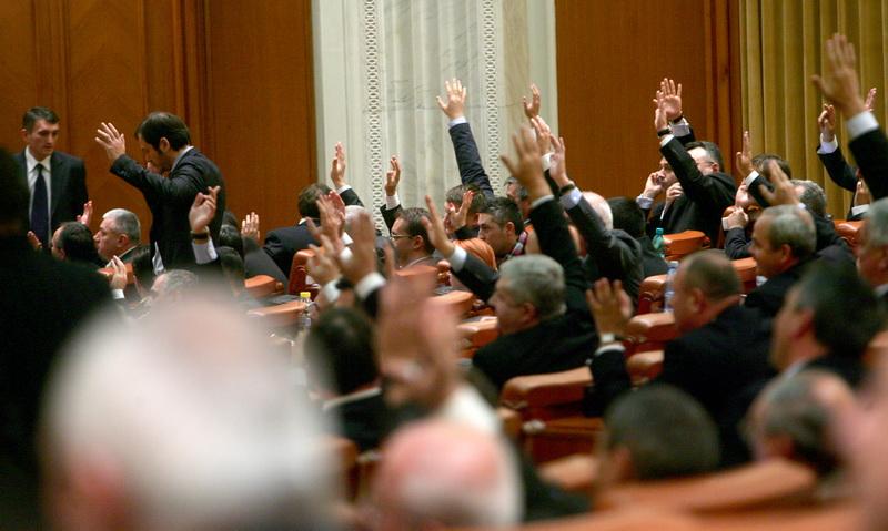 A szövetség megszavazta a bírák és ügyészek jogállását szabályozó törvény módosítását