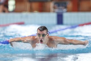 Mától: rövidpályás úszó Eb