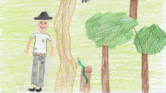 MESETÉR: Turzai Zoltán: A szegény legény és a tekergő ösvény