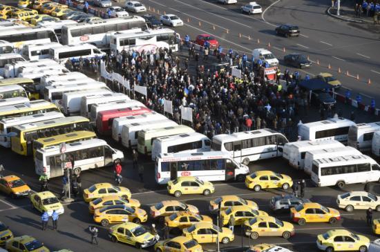 Tiltakozó fuvarozók: nincs, miről egyeztetnünk