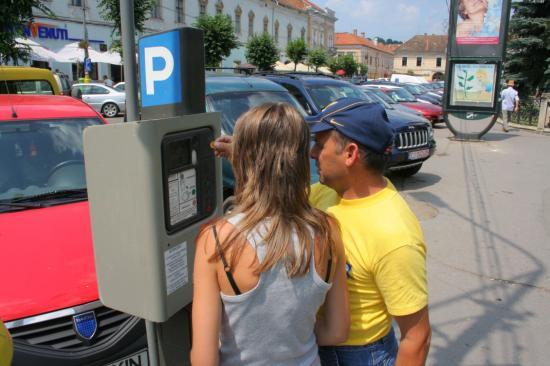 Jövőtől online is igényelhető parkolóhely
