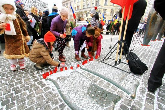 Kolozsvár forradalmi mártírjaira emlékeztek