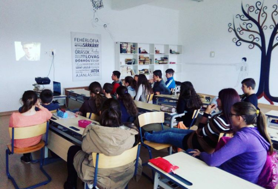Új év, új lehetőségek a szamosújvári magyar líceumban