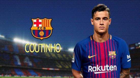 Coutinho a Barcelonánál: minden idők harmadik legdrágább játékosa lett