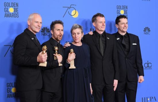 Átadták a Golden Globe-díjakat