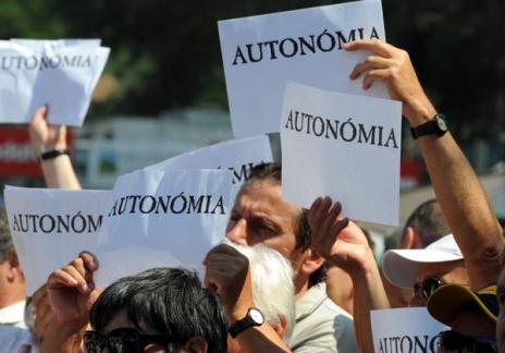 Merev elutasításba ütközött a magyar autonómiaigény (FRISSÍTVE)