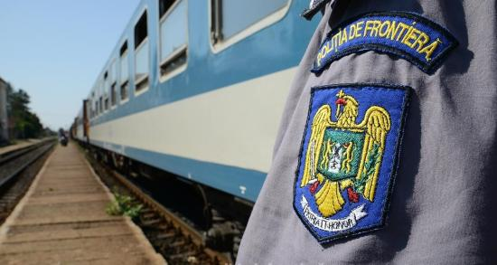 Tehervagonon elrejtőzött határsértőket fogtak el Romániában