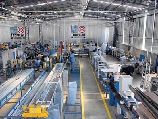Több mint 8 százalékkal nőtt az ipari termelés