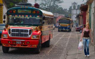 Honduras és az utazás