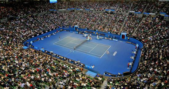 Sorsoltak az Australian Openen