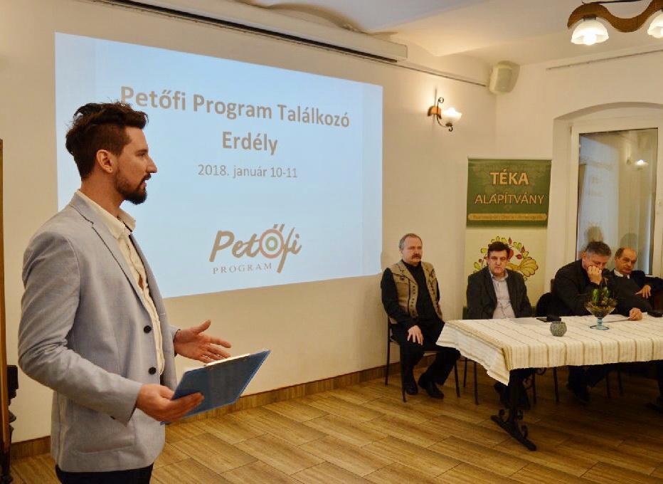 Szamosújváron találkoztak a szórványmagyarságot segítő program résztvevői