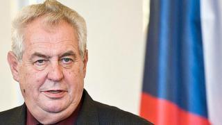Nem sikerült megválasztani az új cseh államfőt