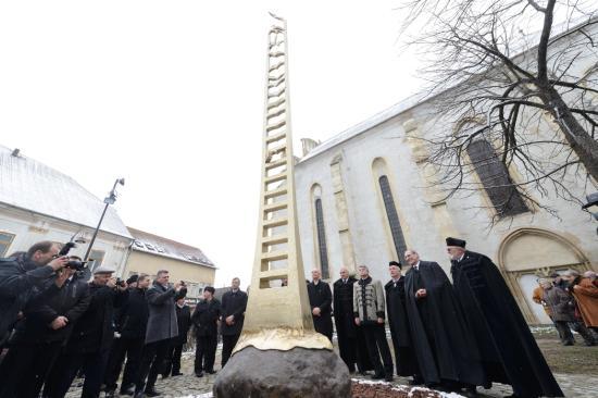Bálint Benczédi Ferenc: törekedjünk békére, szeretetre