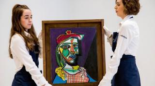 Picasso-festmény a Sotheby's februári aukcióján