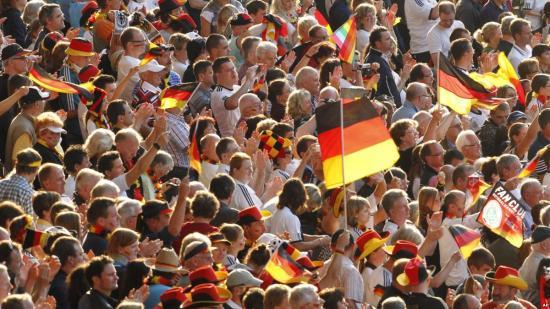 Minden korábbinál többen laknak Németországban
