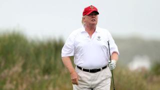 Donald Trump nagyon egészséges, csak le kell fogynia