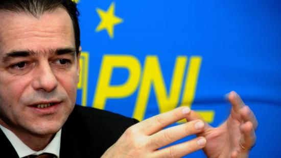 Ludovic Orban: a PNL a kormány ellen szavaz