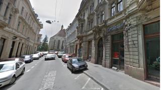Szentegyház utcai épületet újít fel a városháza
