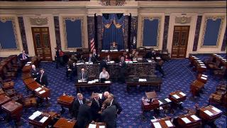 A szenátus nem szavazta meg az amerikai kormány működésének finanszírozását