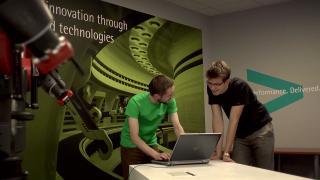 Baxter, TurtleBot2, PhantomX Hexapod: kolozsvári fejlesztésű ipari robotok