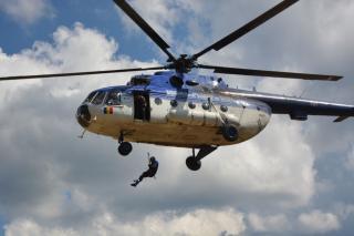 A hegyimentőknek és a határőröknek is segített a speciális repülési egység