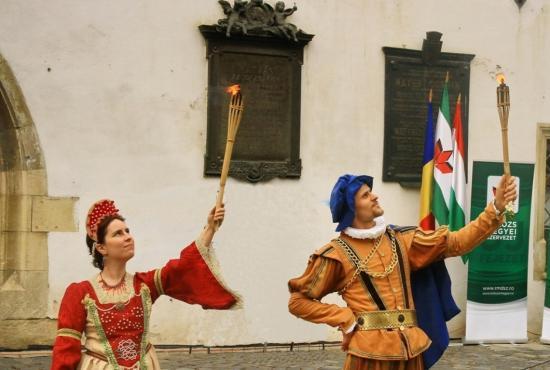 Nemzeterősítő rendezvény a Mátyás király emlékév