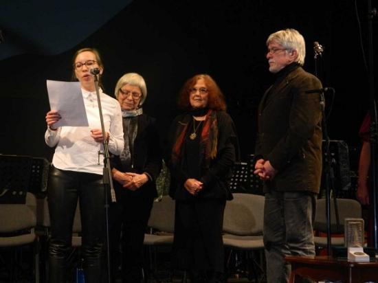 Jakobovits Miklós-díjat kapott Németh Júlia