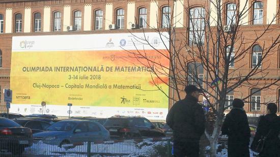 A legjobb matekos diákok érkeznek júliusban Kolozsvárra