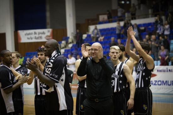 Kolozsvári U-BT: könnyed győzelem Marosvásárhelyen
